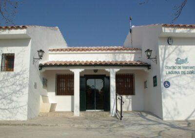 Centro de Visitantes Laguna de Zóñar