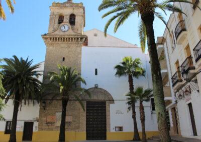 Parroquia de Santa Marina de Aguas Santas
