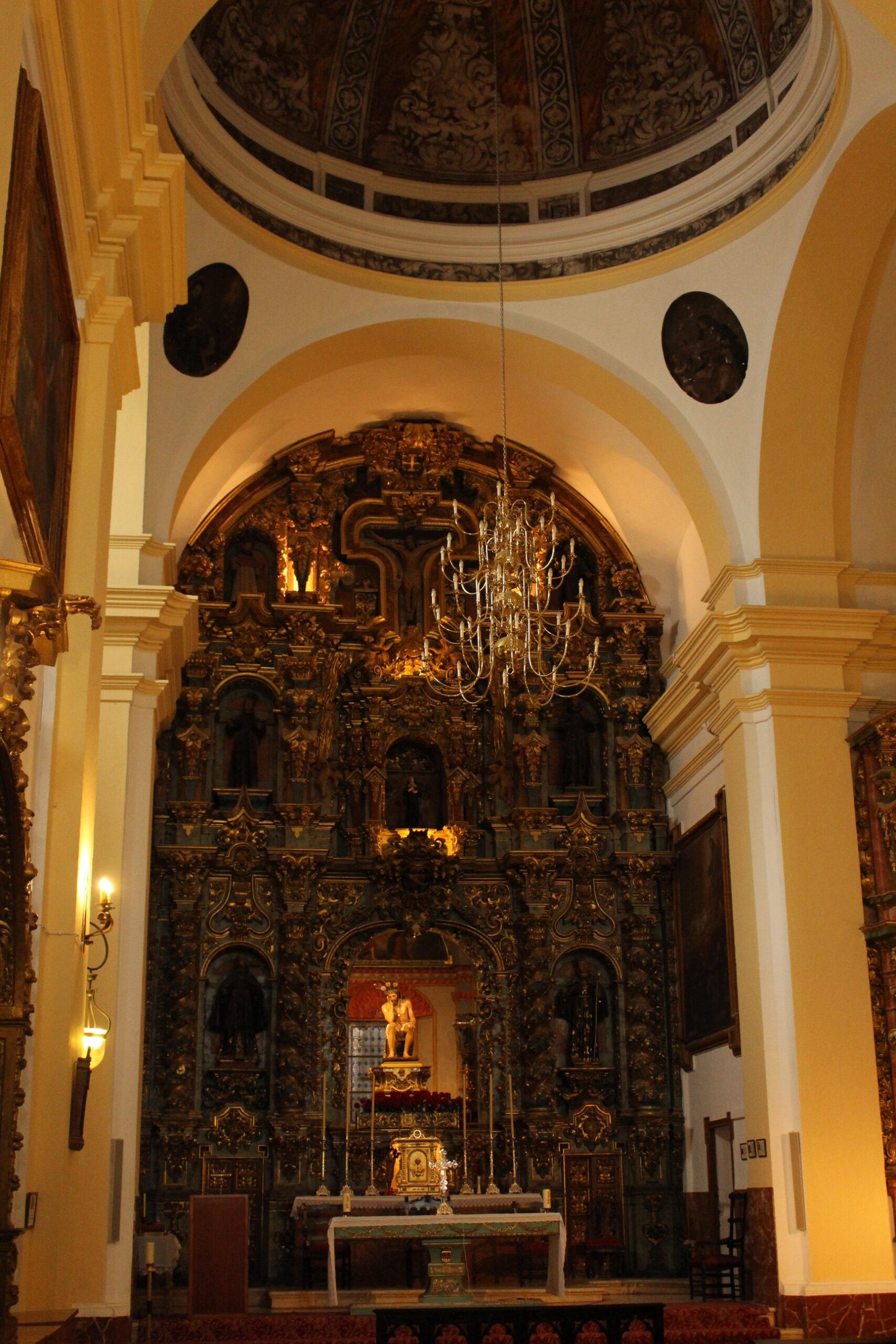 Templo conventual San Francisco de la Asunción