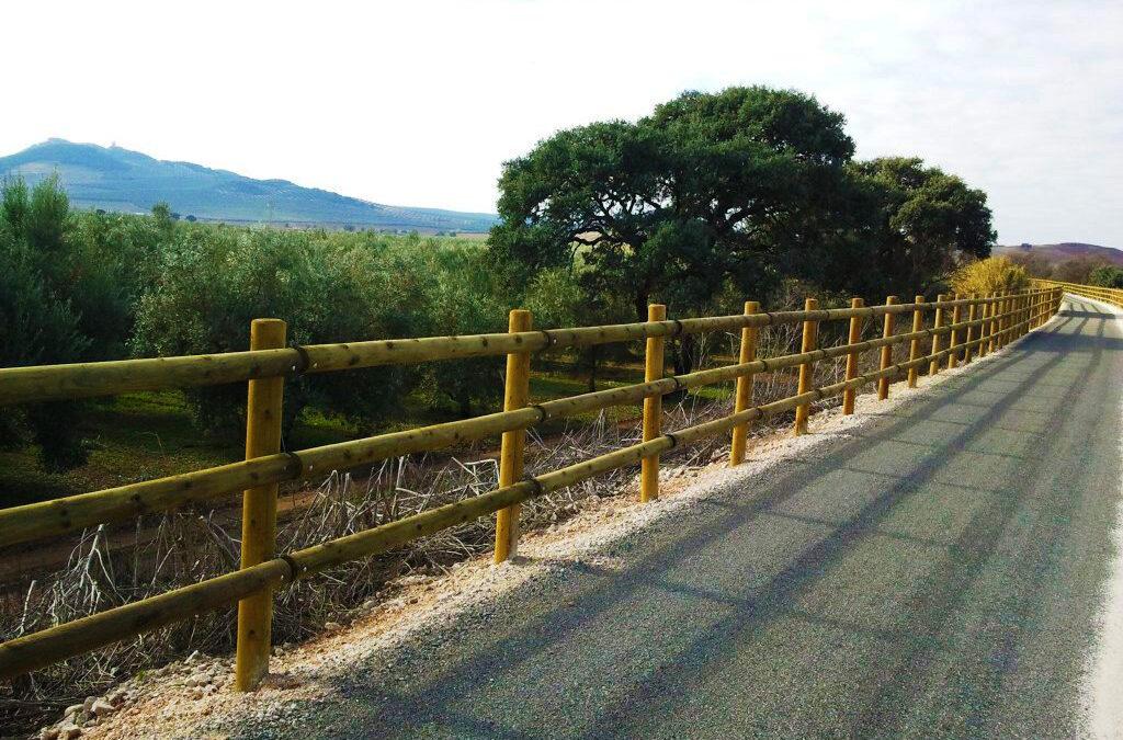 Vía Verde del Aceite: Moriles a Campo Real